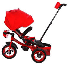 Купить <b>Трехколесный велосипед Moby</b> Kids Leader 360° 12x10 ...