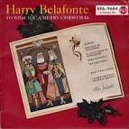 Harry Belafonte Christmas album by Harry Belafonte