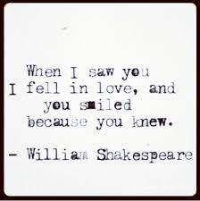 Shakespeare Love Quotes And Sayings. QuotesGram