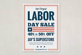 flyer templates and marketing flyers for business  inkd labor day flyer template
