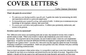 what a cover letters what needs to be on a cover letter