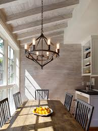 edison chandelier dining room traditional with farm table slanted ceiling ceiling dining room lights photo 2