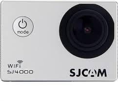 <b>Экшн</b>-<b>камера</b> SJCAM SJ4000 серебристый — купить в интернет ...