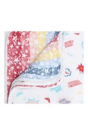 <b>Одеяло</b> ADEN+ANAIS разноцветного цвета — купить за 4540 руб ...