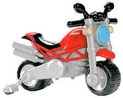 <b>Каталка</b>-толокар <b>Chicco Ducati Monster</b> (71561) со звуковыми ...