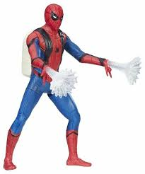 <b>Фигурка Hasbro Spider</b>-<b>man</b> Паутинный город C0420 — купить по ...