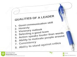 qualities leader stock photos images pictures images qualities of a leader royalty stock photography