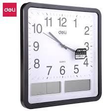 Shop Deli (deli) <b>modern minimalist creative wall</b> clock perpetual ...