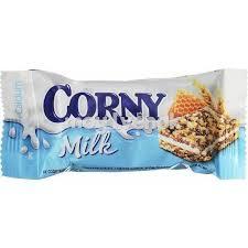 <b>Corny Злаковый</b> ботончик с молочным наполнителем и медом 30г