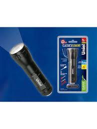 Алюминиевый <b>светодиодный фонарь Uniel</b> 5347035 в интернет ...