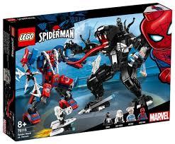 Купить <b>Конструктор LEGO Marvel Super Heroes</b> 76115 Человек ...