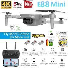 2021 Future Eachine <b>E88</b> Mini Pro <b>RC Quadcopter</b> Aerial ...