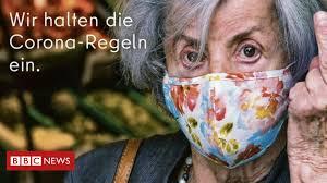 Coronavirus: Berlin ad sticks middle <b>finger</b> to mask rule breakers ...