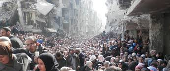 Image result for Yarmouk camp