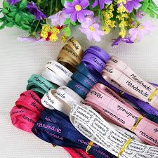 5 Yards Width 10MM Handmade Printed Satin Ribbon For Bow Craft ...
