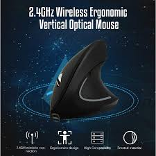 <b>Ergonomics 2.4GHz Wireless</b> Vertical Optic <b>Mouse</b>-buy at a low ...