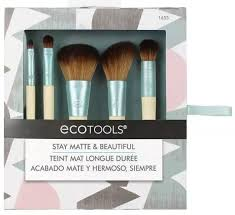 Ecotools <b>Набор</b> кистей для <b>макияжа</b> Stay Matte & Beautiful - купить ...