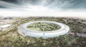 this incredible new image shows what apples new hq in cupertino california will look apple head office london