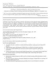 resume example teaching  gifpe teacher resume example