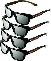 ED 4 Pack CINEMA 3D GLASSES For LG 3D TVs ... - Amazon.com