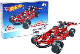<b>Конструктор 1 Toy Hot</b> Wheels ''Cart'' (150 деталей) Т15404 купить ...