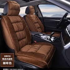 <b>1 PCS</b> Winter <b>Car</b> Seat Covers Universal Plush Cushion Cover For ...