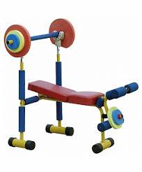 Тренажер детский <b>Бенч</b> (<b>Скамья под штангу</b>) LEM-KWB-001 ...