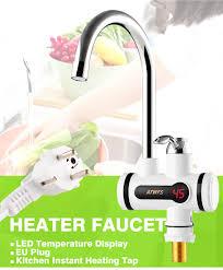 Электрический горячий <b>кран</b> водонагреватель Электрический ...