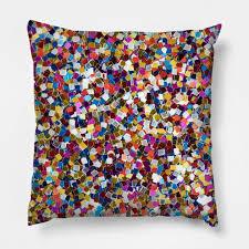 <b>Rainbow</b> Party Sequins | <b>Glitter</b> pillows, <b>Rainbow</b> pillow, Sequin pillow