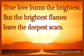 Image result for when love hurts quotes