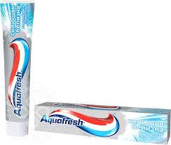 Купить <b>Зубная паста</b> Aquafresh <b>Сияющая</b> белизна 100мл с ...