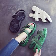 <b>HKJL Fashion</b> 2019 new women's <b>sandals</b> summer Korean <b>shoes</b> ...