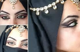 sultry wedding arabic eyes