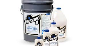 Клей Titebond Transparent II Premium Wood Glue - CMT-SHOP
