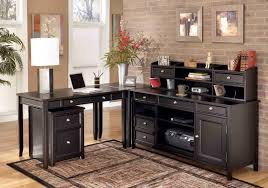 large size of desk wonderful l shaped black wooden best home office desk chrome modern best flooring for home office