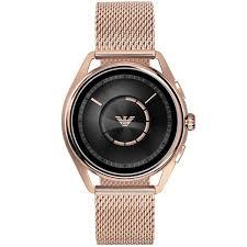 Купить Смарт-<b>часы Emporio Armani</b> () технология nfc <b>женские</b> в ...