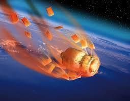 """Résultat de recherche d'images pour """"rentree atmospherique satellite"""""""