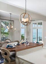 beach house round sphere rope chandelier pendant light fixture modern farmhouse beach house lighting fixtures