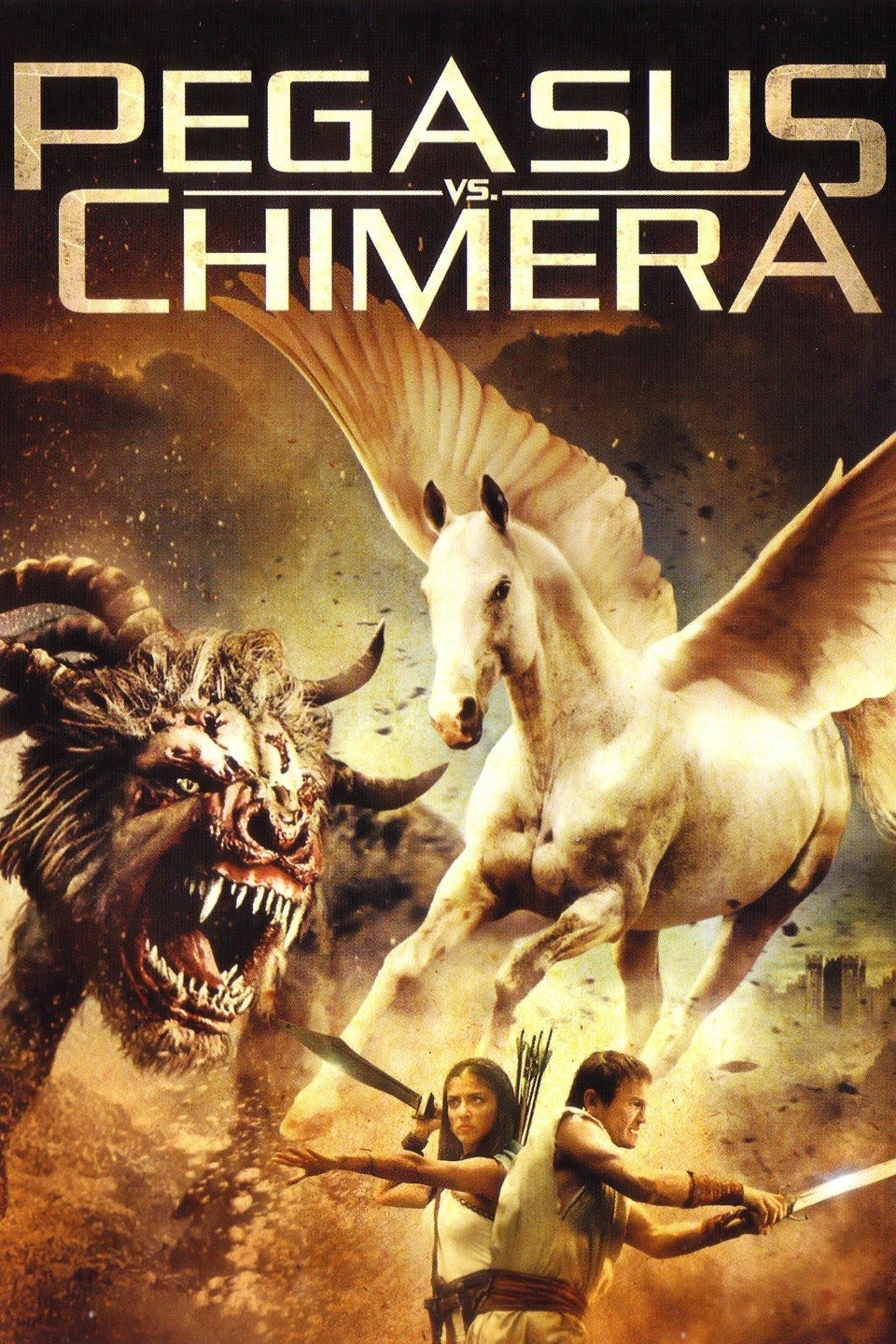 Download Pegasus Vs. Chimera 2012 Hindi Dual Audio 480p | 720p