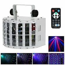 Stage Lights 24W <b>LED</b> Spotlights Adjustable Intensity / 90-240V ...