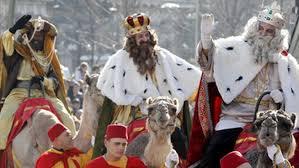 Resultado de imagen de cabalgata de reyes
