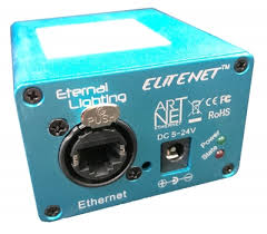 new arrival artnet eternet to spi dmx pixel led light controller output current 4 channels 7ax4ch 16 3ax16ch dc5v 24v