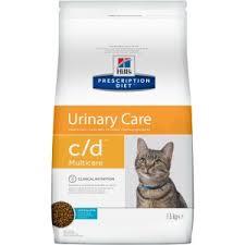 Корм для всех пород кошек <b>Hill's Prescription Diet</b> Feline c/d ...