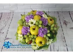 Каталог товаров - Фруктовые и ягодные <b>букеты</b>