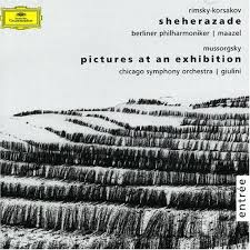 <b>Rimsky</b>-<b>Korsakov</b>: Sheherazade / <b>Mussorgsky</b>: <b>Pictures</b> At An ...