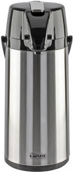 Купить <b>термос LaPlaya Glass</b> Filler Pump Pot 1,9 л. в интернет ...