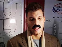 Chris Paul Twin Brother - blake-griffin-mocks-teammate-with-fake-mustache
