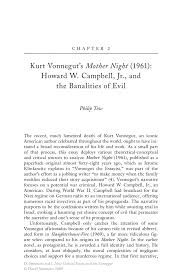 kurt vonnegut s mother night howard w campbell jr and new critical essays on kurt vonnegut new critical essays on kurt vonnegut