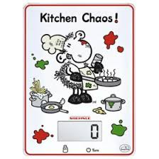 <b>Кухонные весы Soehnle Sheepworld</b> Kitchen Chaos White в ...