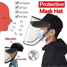 <b>Multi</b>-<b>Function Protective Cap Coronary</b> Protective Hat Eye ...